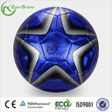 Zhensheng laser pvc machine stitched football