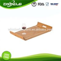 Customizable FDA/LFGB/REACH Reasonable Price Cocktail Serving Tray