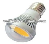 5W E27 cob LED bulb lamp
