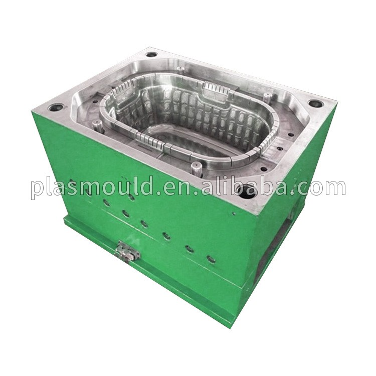 Beer case mold for Plastic crate injection plastic mould