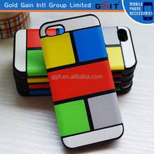 Colorful Case For Apple Accessories For iPhone 5S Case