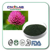 Pure isoflavone for antibiotic red clover flower extract powder,red clover flower extract
