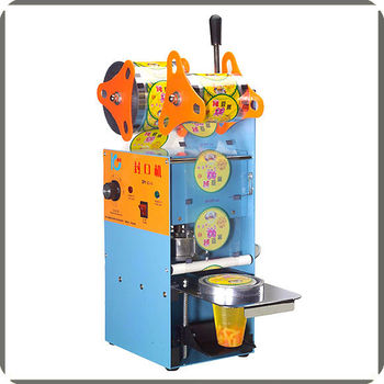 Tea sealing machine