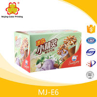 Ice cream cardboard freezer boxes for wholesale in China Alibaba