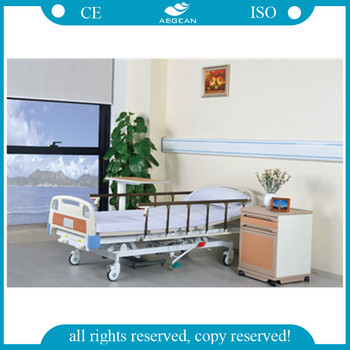 AG-BMY001 CE ISO Advanced Hydraulic System hospital bed medical bed