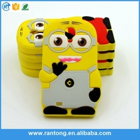 cell phone accessories animal silicone case for samsung galaxy s4 mini