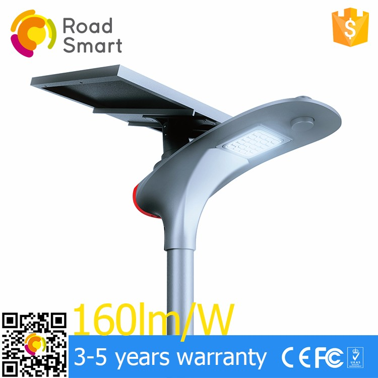 Risen led road lamp, led street light housing,Solar Street Lighting With Panel