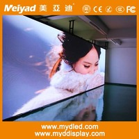 indoor smd p6 led xxxxx video wall for live broadcas
