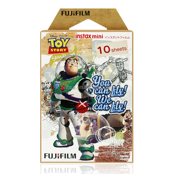 Fuji Fujifilm Instax Mini Toy Story HK Instant Photo Film