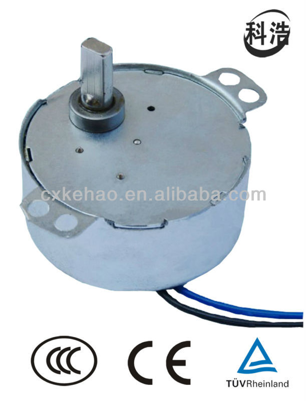 ac 220v 4w micro fan electric synchronous motor
