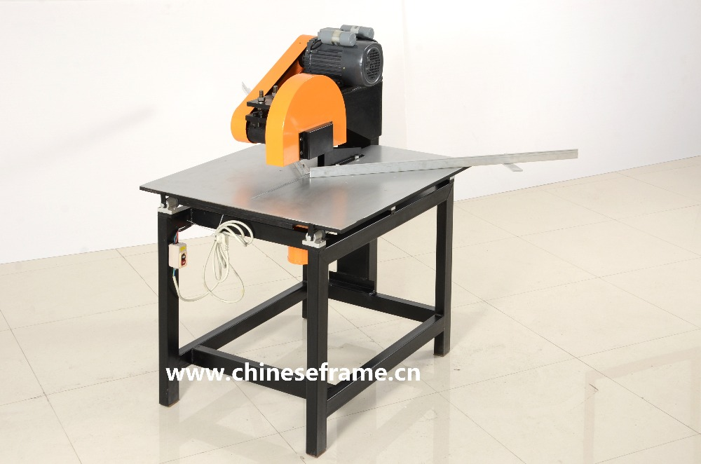 TSJ01 203D Picture Photo Frame corner cutting machine frame corner angle cutting machine