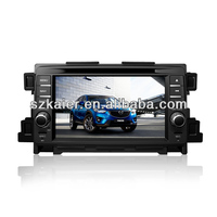 "7"" Special Car GPS Navigation Player for 2013 Mazda CX5 with Bluethooth phonebook,WIFI & 3G Surfing internet and IPOD video play"