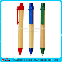 good design custom logo pen brand name green color metal pen