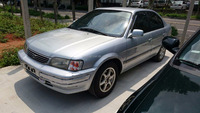 1999 Taiwan Used Left Hand Drive Car For Toyota Tercel (6722-ND)