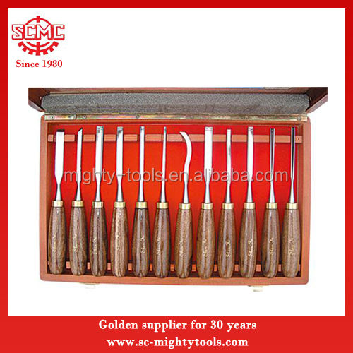 12PCS Wood Carving Tools/12PCS Wooden Chisel