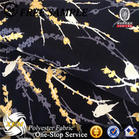 High quality cheap snake skin printed fabric