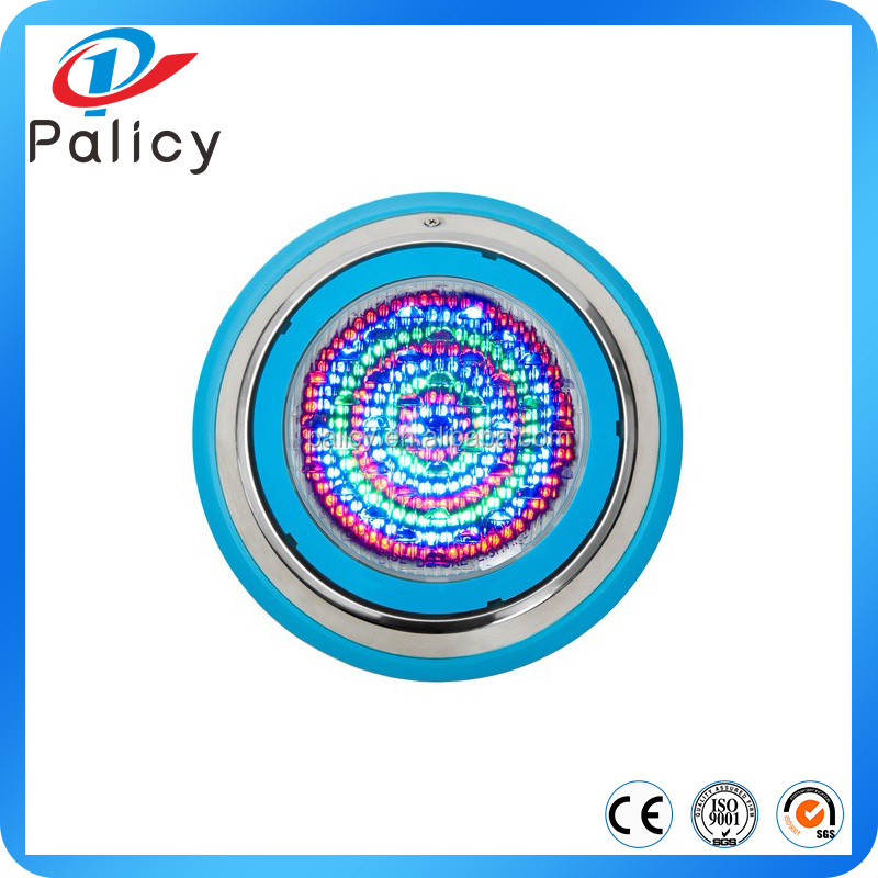 Hot sale 12V 18w IP68 RGB LED underwater pond light