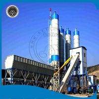 concrete batching plant HZS75 asphalt batching plant in Better Heavy Industry
