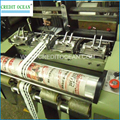 2 spaces curtain tape making machine
