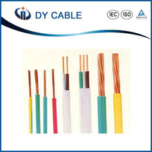Flame retardant and copper conductor of multi strand electrical wire