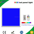 DMX512 led rgbw panel lighting 2ftx2ft