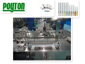 2017 Medcial needle series assembly production line