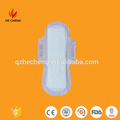 Extra care soft winges sanitary napkin pad for night use