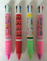 cartoon printing advertising ball pen