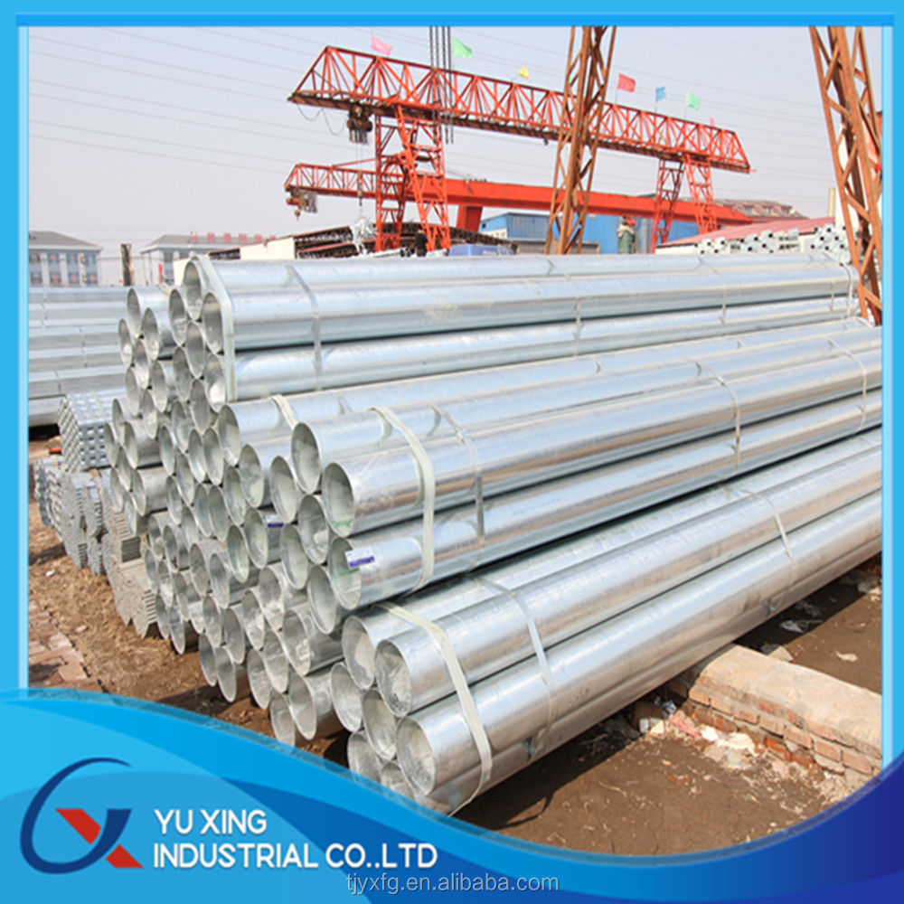 Welding materials Hot Dipped Galvanized Pipe CS Japanese Standard