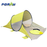 Anti-UV Ultra Light Pop Up Sun Shelter, Apple Green beach tent