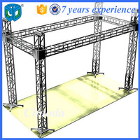 Factory supply aluminum truss trade show booth