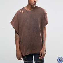online shopping india mens comfort colors t-shirts wholesale oversized washed t shirt with distressed details