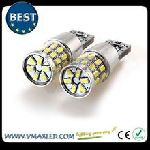 Factory outlet price white bulbT10 wedge base have CE export standard approved extra lights for cars