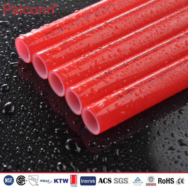 Red 1/2'x1000ft EVOH PEX Oxygen Barrier Tubing for radiant & floor <strong>heating</strong>