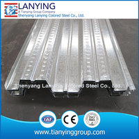 competitive price good quanlity galvanized corrugated composite floor/steel decking sheet