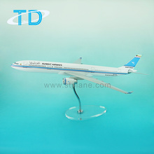 Gift items Kuwait 1/200 64cm model airplane assembly kits