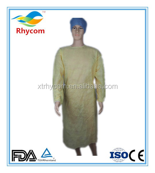 Health Care Products Medical Support Doctor's Gown