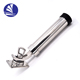 "Stainless steel 316 removable boat deck mount adjustable fishing rod holder with brackets for rail 2"" 50mm"