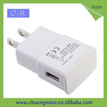 Reliable factory accessories portable usb wall charger for cell phone tablet