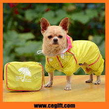 100% Waterproof polyester shell fabric dog coat high quanlity dog winter coat