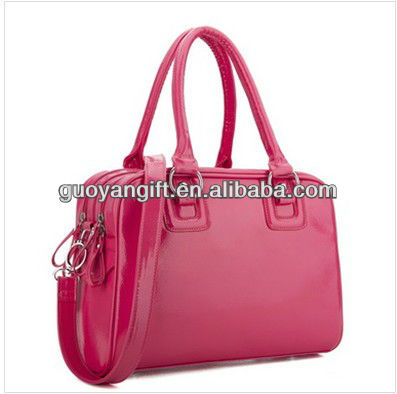 Summer fantasia series and muti pockets female two way bag Apple Red bag