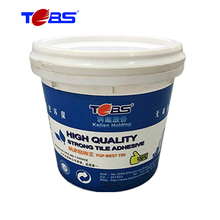Aging resistance exterior porcelain ceramic floor tile adhesive