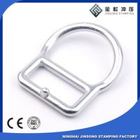 D Ring For Ribbon Belt Handbag