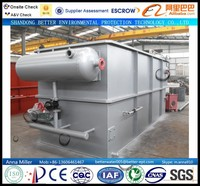 Electroplating Water Purification Plant, automatic solids flocculation machine