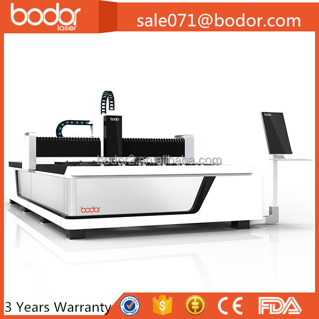 2016 Low Investment! Thin Sheet Metal CNC Laser Cutting Machine Price