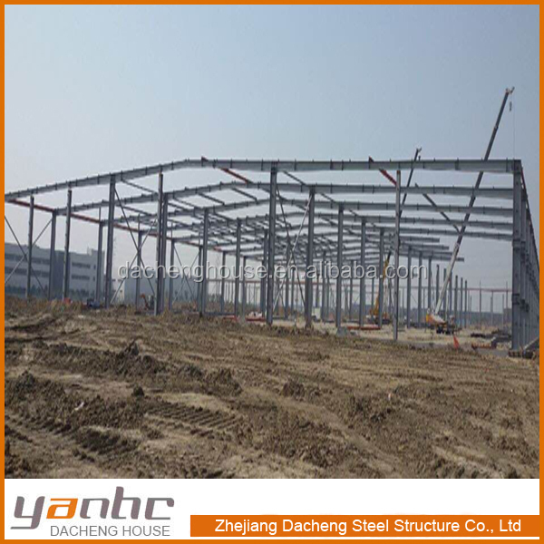 Prefabricated Long-Span Building - Steel Structure Warehouse Building
