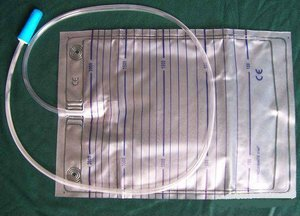 conley disposable sterile urine bag 2000ml