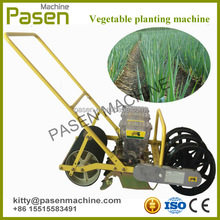 Manual hand push grass/vegetable seeder/Corn seed planting machine