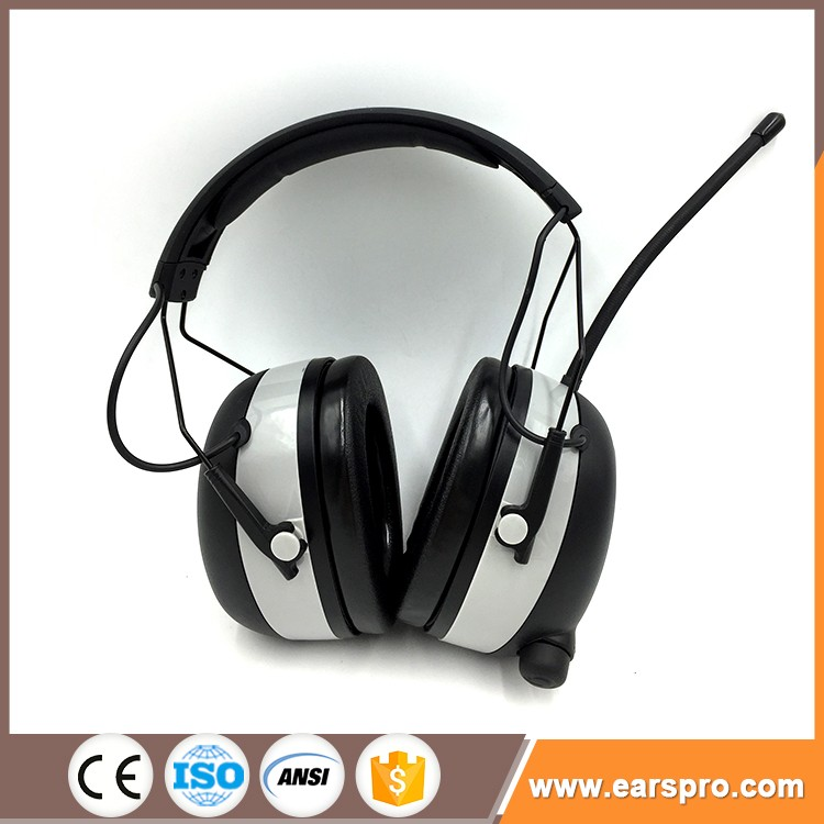 Yellow Abs Safety Working Ear Muff