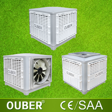 Industrial duct evaporative air cooler axial evaporative cooling system cooler air conditioner